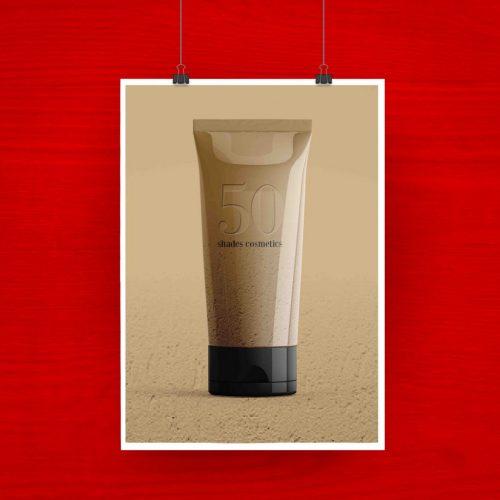 50 Shades Cosmetics - Option 1