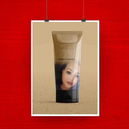 50 Shades Cosmetics - Option 2