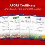 AFGRI - Certificates