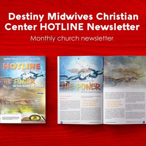 DMCC - Hotline Newsletter