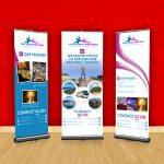 Eazy Event & Tours Presentation Banners