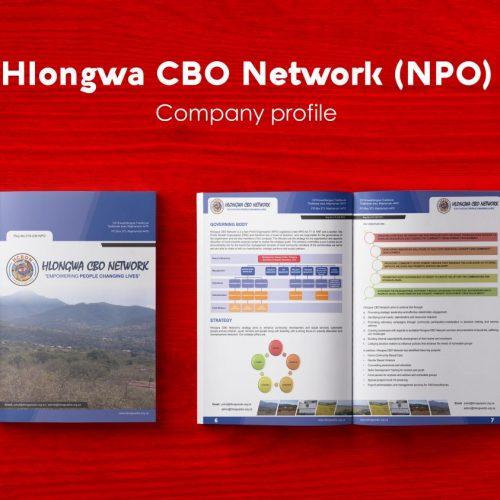 Hlongwa CBO Network - Company Profile