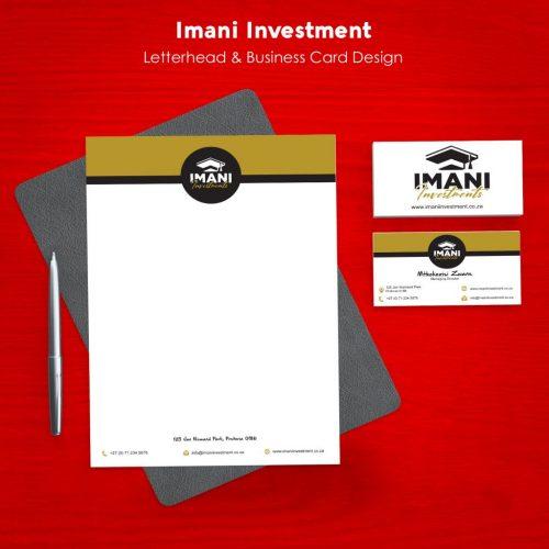 Imani Investment - Letterhead 2