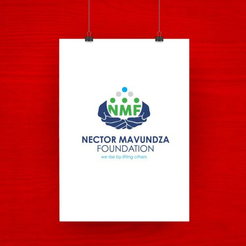 Nector Mavundza Foundation logo - Option 1