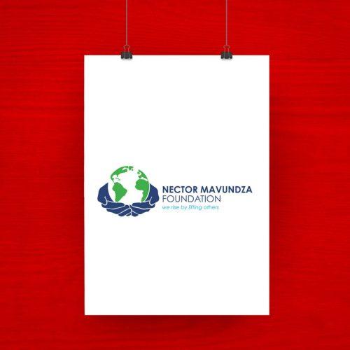 Nector Mavundza Foundation logo - Option 3