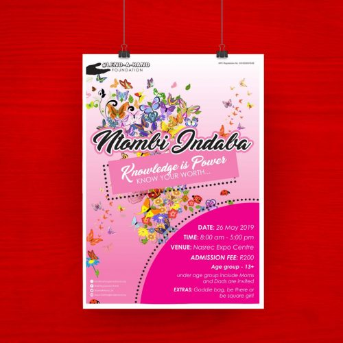 Ntombi Indaba Poster