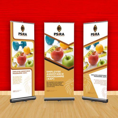 Psira Presentation Banners