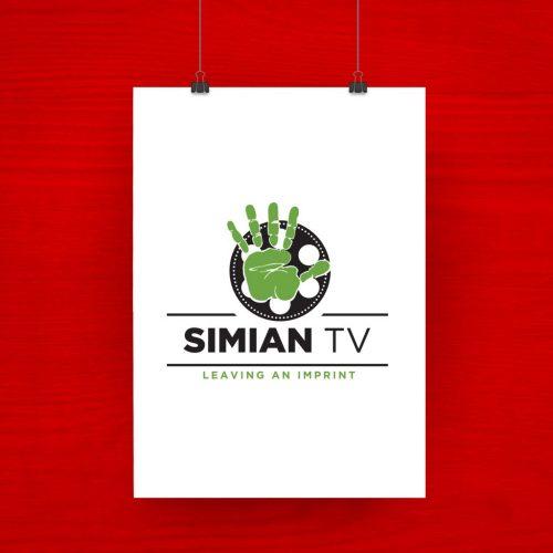 SIMIAN TV logo 2