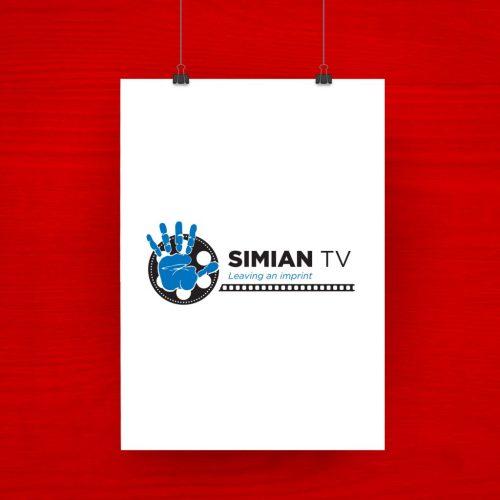 SIMIAN TV logo 3