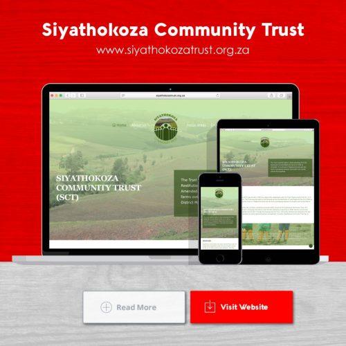 Siyathokoza Community Trust