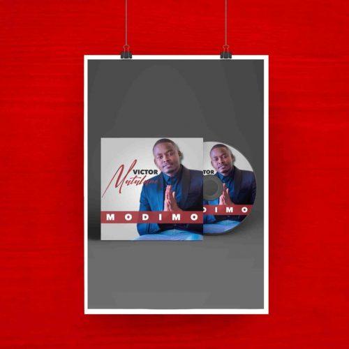 Victor Matalane CD Cover artwork Option 1